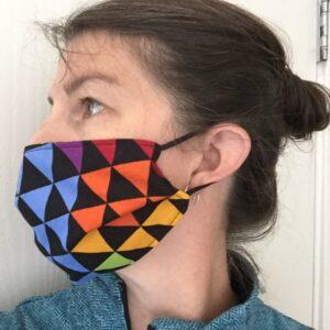Medium mask - too small!